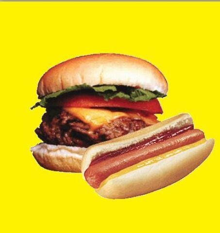 File:Burgers and Hotdogs.jpg