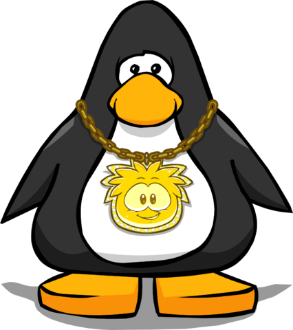 File:Gold Puffle Chain from a Player Card.png