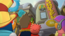 Puffle Hotel party trailer