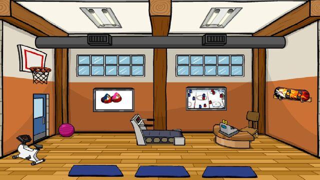 File:Nuevas salas para Club Penguin Ep.6 Tienda de deportes Gimnasio.jpg