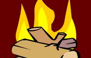 TV Channels fire