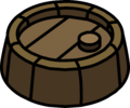Barrel Top furniture icon ID 2083
