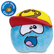 Swing Batta Batta Hat Puffle Plush