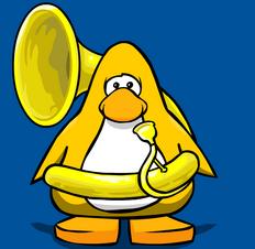 Virtual Penguin the new Club Penguin