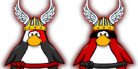 Vikings of Club Penguin