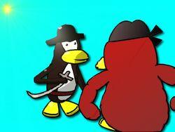 Caiptain J Penguin