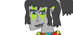 Female jungle troll