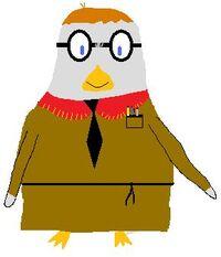 Dorkugese Penguin
