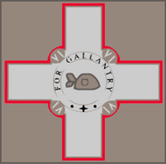 For Gallantry Cross