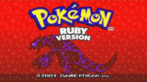 Wild Pokémon Battle - Pokémon Ruby & Sapphire Music Extended