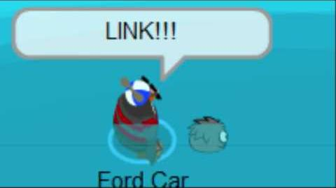 The Search for Link - Club Penguin - Part 1