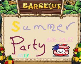 Barbecue Logo