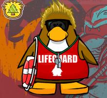 Lifeguard Male