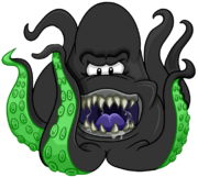 Space Squid Costume clothing icon ID 4790