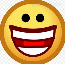 Smile Emote