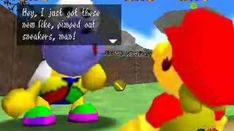 Super Mario Kindergarten - Part 2