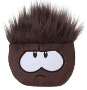Brown-puffle