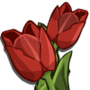 Red Tulips-icon