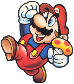 File:MarioStickerSMB.png