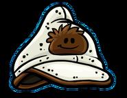 BrownPuffleHat