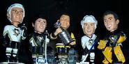 Hockey Bobblehead Costumes