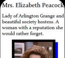 Mrs. Elizabeth Peacock