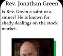 Rev. Jonathan Green