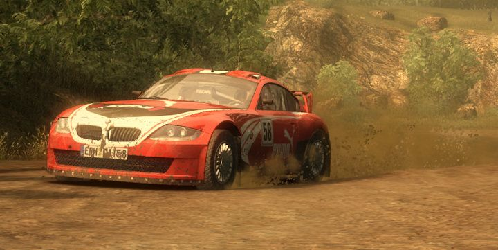 Bmw Z4 M Coupe Motorsport Colin Mcrae Rally And Dirt