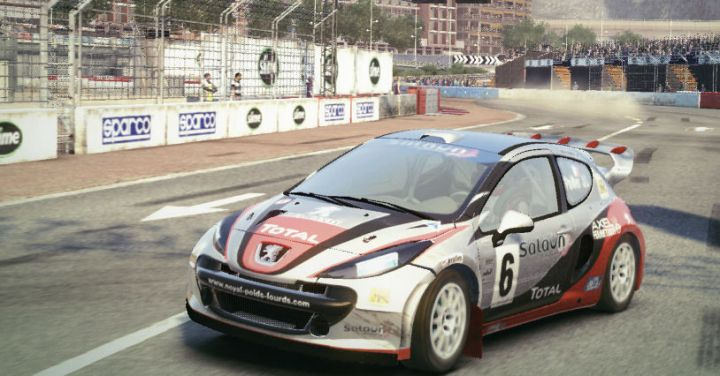 peugeot 207 t16 4x4 | colin mcrae rally and dirt wiki | fandom