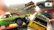 DiRT Showdown Rampage
