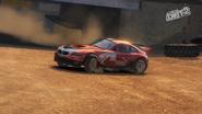 BMW Z4 M Coupe Motorsport - Rallycross