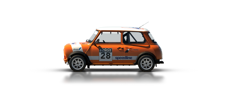 DiRT Rally Mini Classic Rallycross