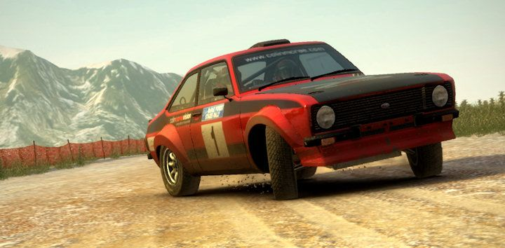 DiRT 2 Ford Escort Mk II