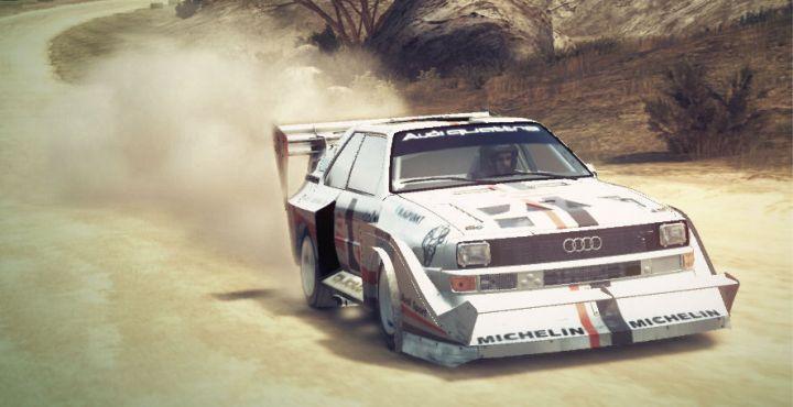 Audi quattro S1 Pikes Peak  Colin McRae Rally and DiRT Wiki