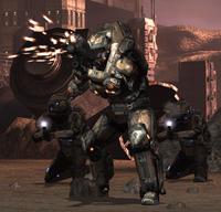 CNCT RAID Rocket Infantryman