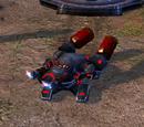 Flame tank (Tiberium Wars)