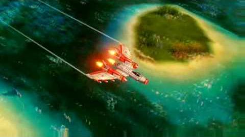 C&C Red Alert 3 Mig Fighter Surveillance Footage