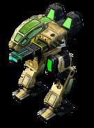 CNC4 Striker Render