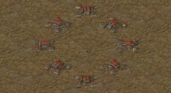 TS Stealth Tank