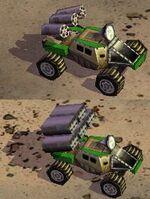 Generals Rocket Buggy