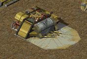 TS GDI War Factory