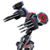 CNCTW Shredder Turret Cameo