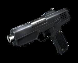 CNCR Falcon automatic pistol