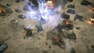 Plasma-like beam attacking 2