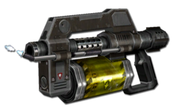 CNCR Flamethrower