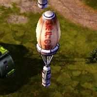 RA3 Balloon Bomb