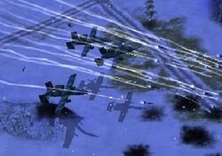 A-10 strike