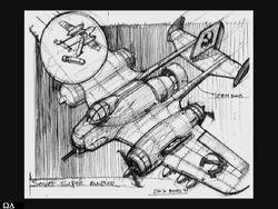 RA2 Soviet super bomber