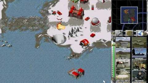 C&C Red Alert - Chrono Vortex