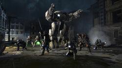 Commandos Tiberium FPS